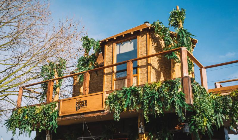 Bijzondere Huizen Nederland : Bijzondere huizen u afrikaans boomhuis u interveste u