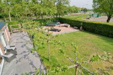 De tuin van Frans Duijts - Foto: Funda