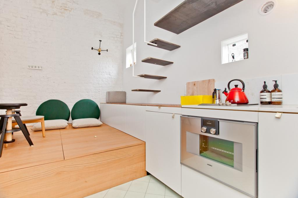 Kleinste huis ter wereld verkocht interveste infonet for Small house design london