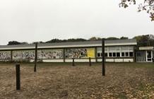 Antikraak in voormalige basisschool Driehuis