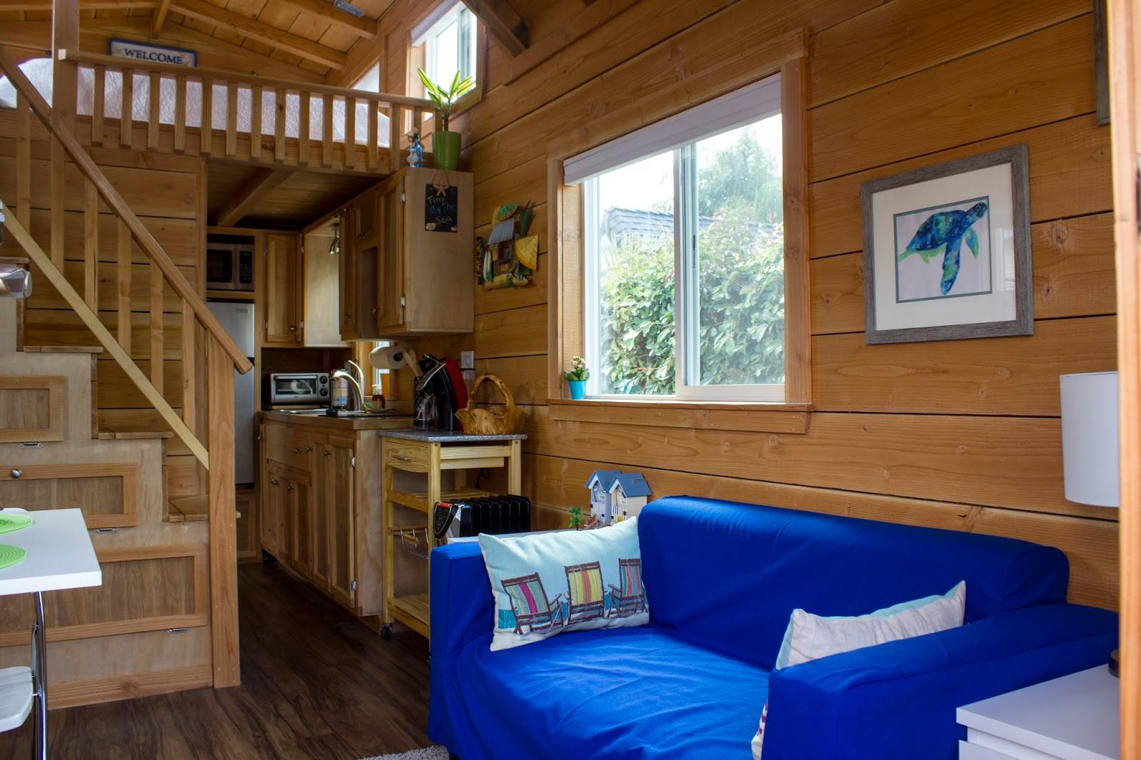 Mijn Klein Huisje : De tiny keuken u marjolein in het klein