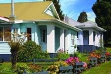 Mooie kleurenhuisjes Tarraleah