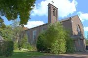 Antikraak in de kerk door kraakwacht via Interveste