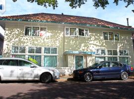 Voormalig hotel voor studenten in Helmond