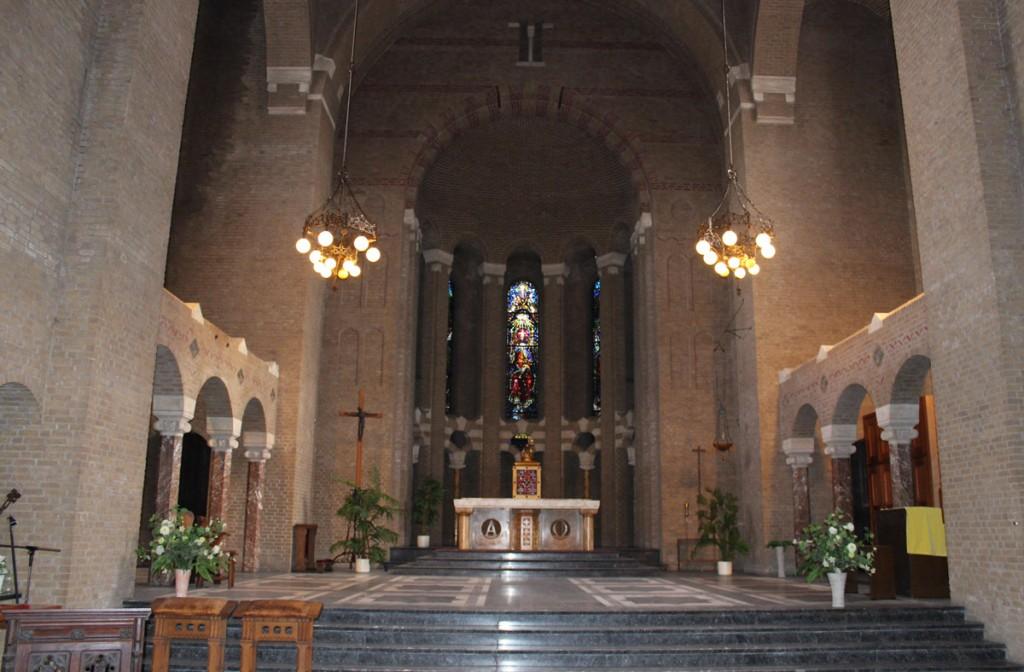 De prachtige kapel bij Haarendael