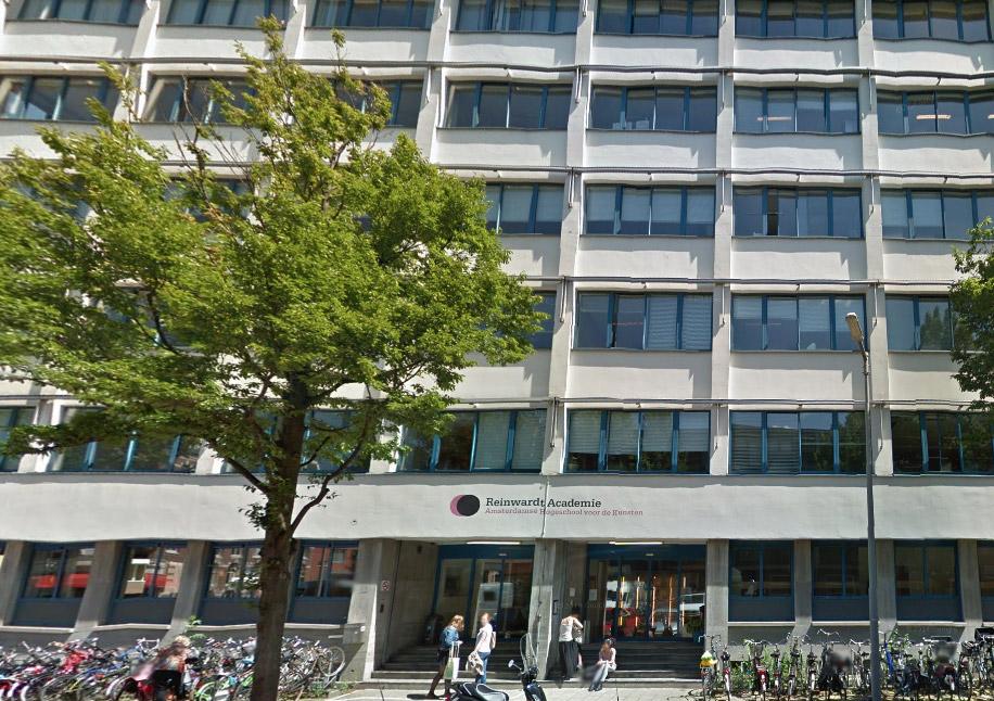 Krakers moeten kunstacademie Amsterdam verlaten