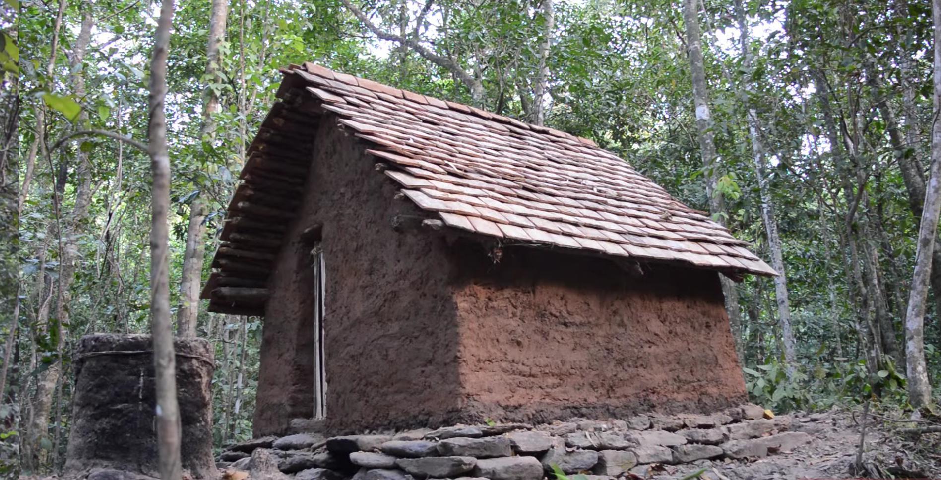Bijzondere huizen – Huis van modder en klei