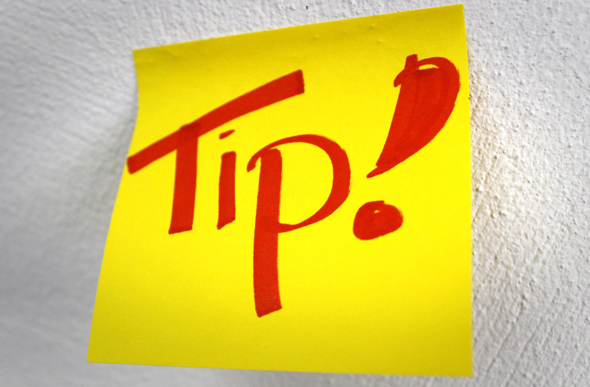 Vijf tips – Sneller een Interveste woning