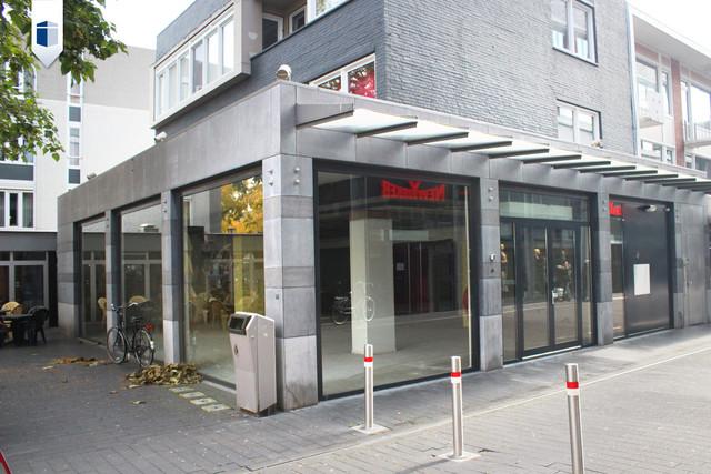 Leegstaande winkels wij gaan helpen interveste infonet for Panden te koop amsterdam