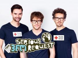 3FM Serious Request DJ's