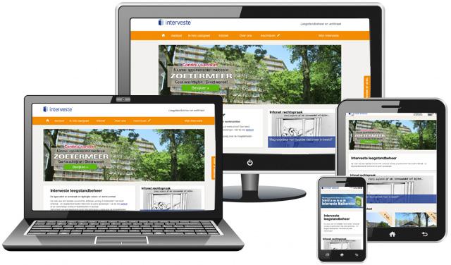 Welkom op de vernieuwde Interveste website!