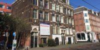 Krakers in Amsterdam weer toegeslagen