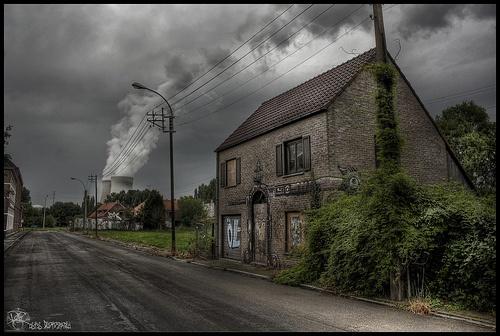 Durf jij antikraak in deze spookstad te wonen?