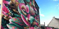 De meest kleurrijke 'murals' die je ooit zag