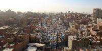Muurschilderingen over 50 gebouwen