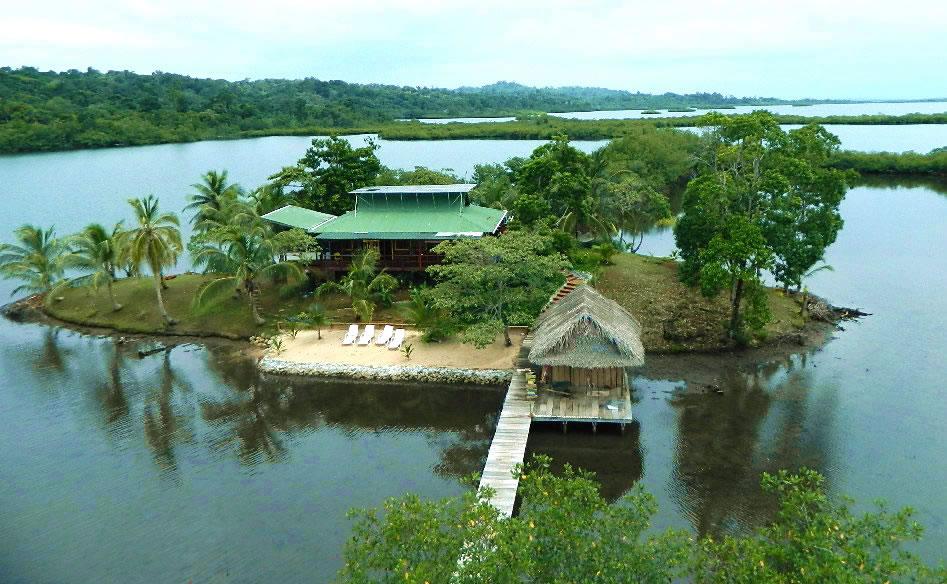 Eiland te koop in Panama