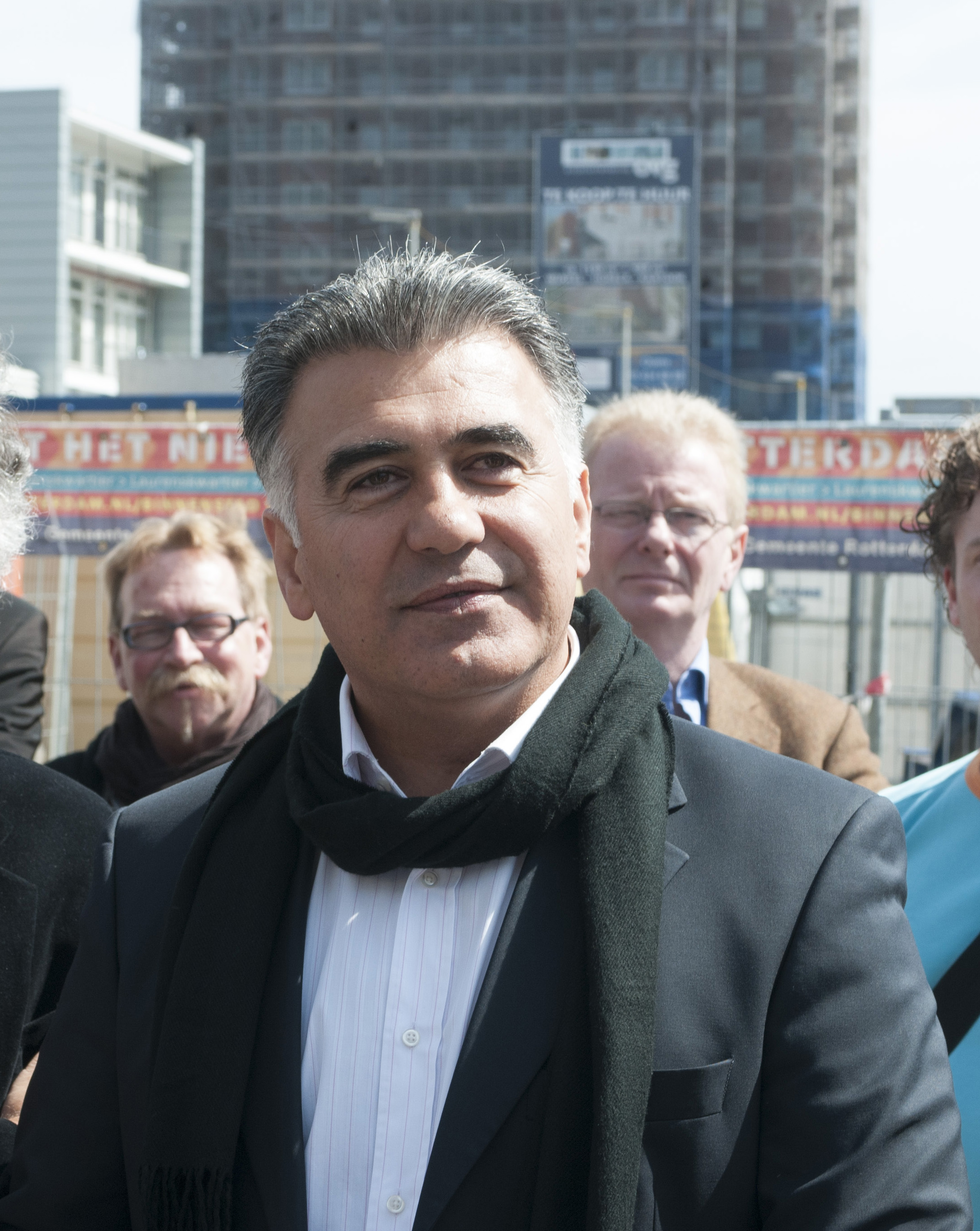 Hamit Karakus voorzitter Keurmerk Leegstandbeheer
