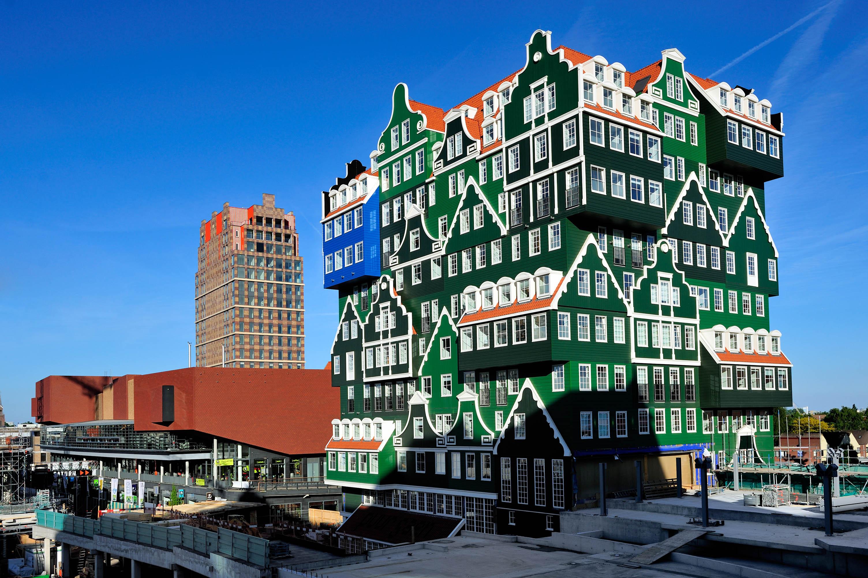 Hotel Amsterdam Zaandam Interveste Infonet