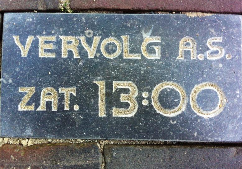 Het gedicht van Utrecht