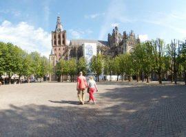 Den Bosch - De Parade in 360 graden