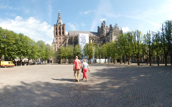 Den Bosch in 360° – De Parade
