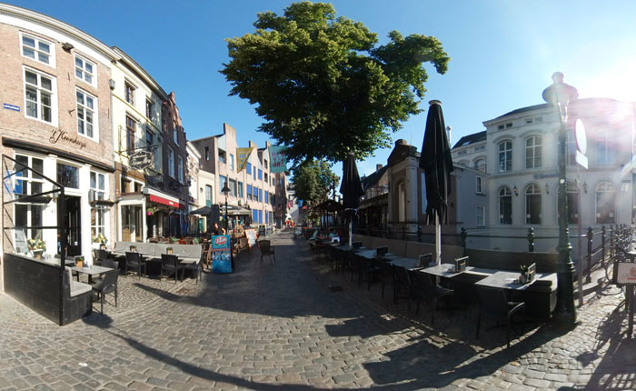 Den Bosch in 360° – De Uilenburg