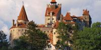Slaap met Halloween in Dracula's Kasteel
