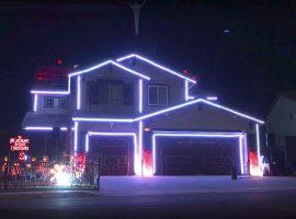 Het meest bekeken Halloween huis