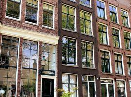 Amsterdamse woningen