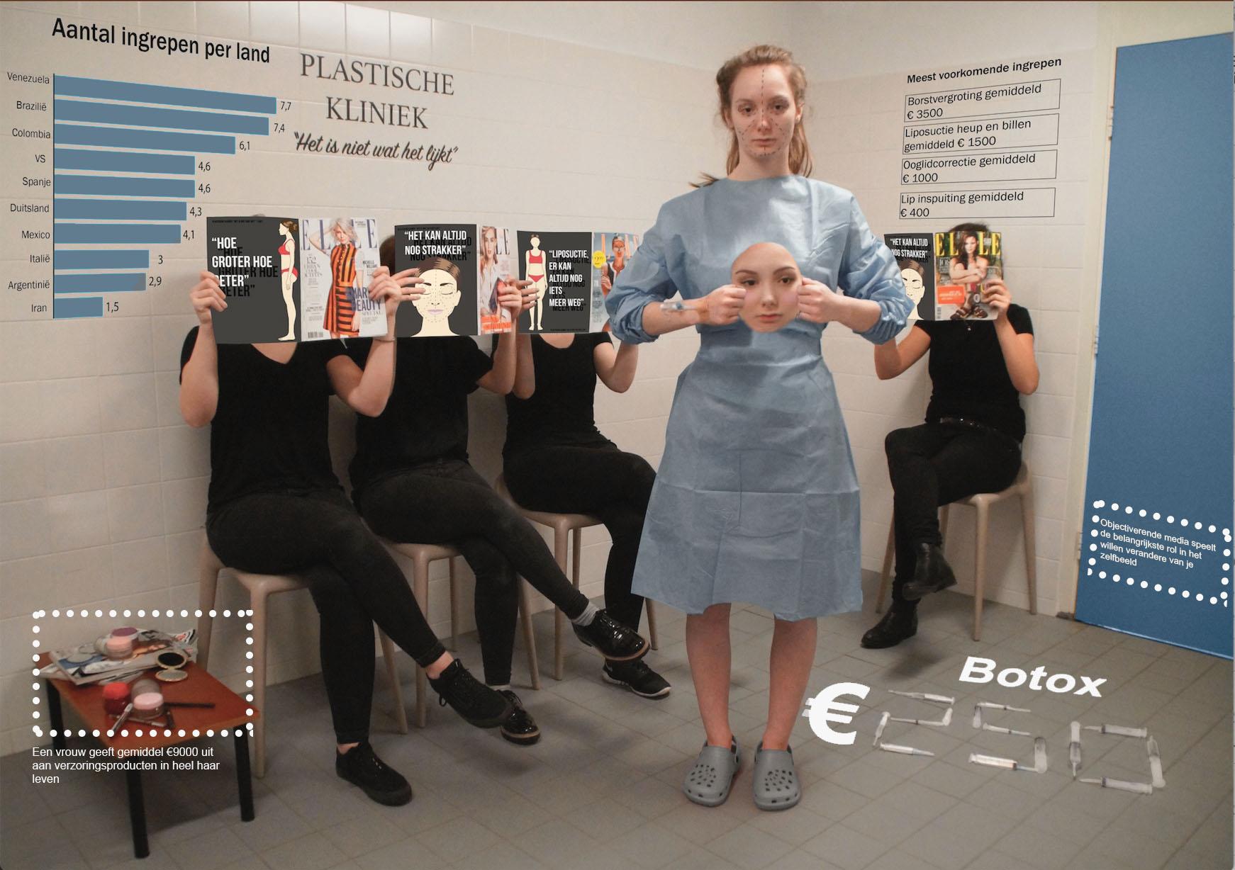 Verzorgingstehuis wordt tijdelijk 'botoxkliniek'