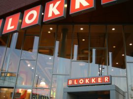 Blokker sluit winkelketens