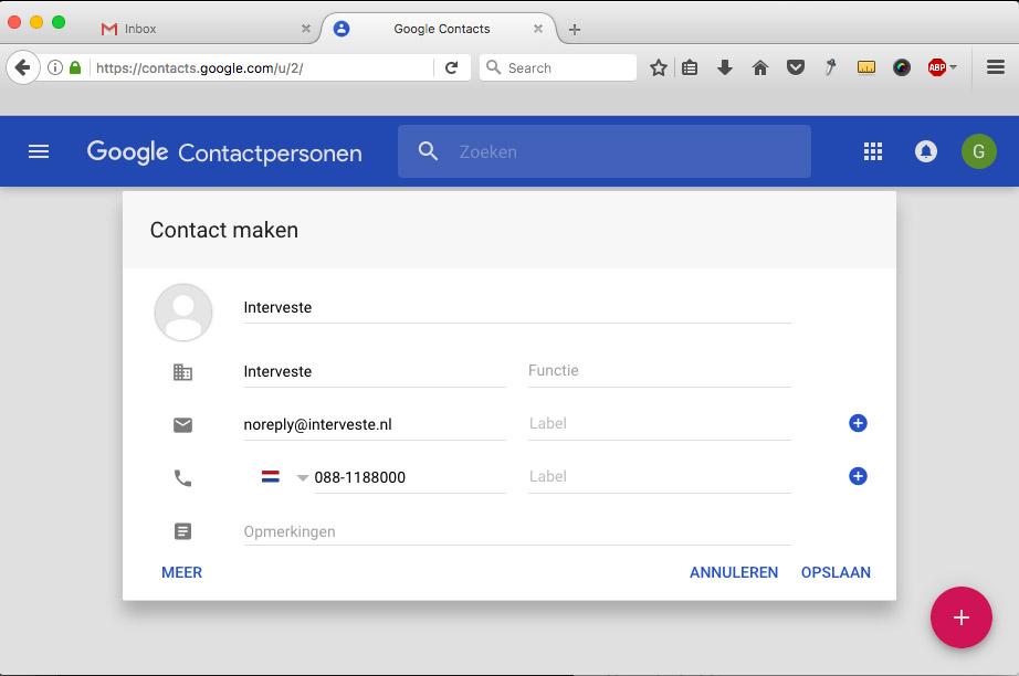 Spam? Op de veilige lijst bij Gmail, Hotmail en Yahoo ...