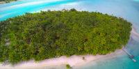 Alweer aan vakantie toe? Koop gewoon je eigen eiland.