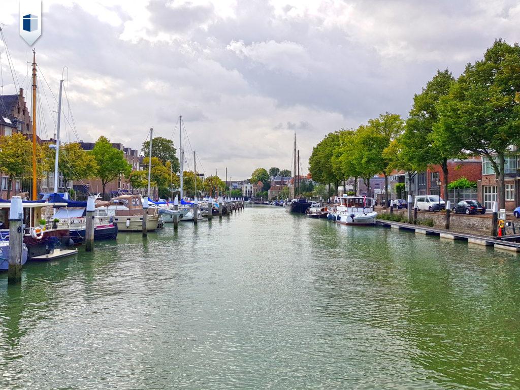 Dordrecht Wijnhaven - jachthaven