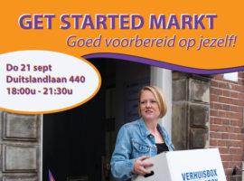 Get Started Markt Zoetermeer