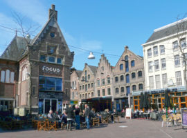 Arnhem centrum binnenstad