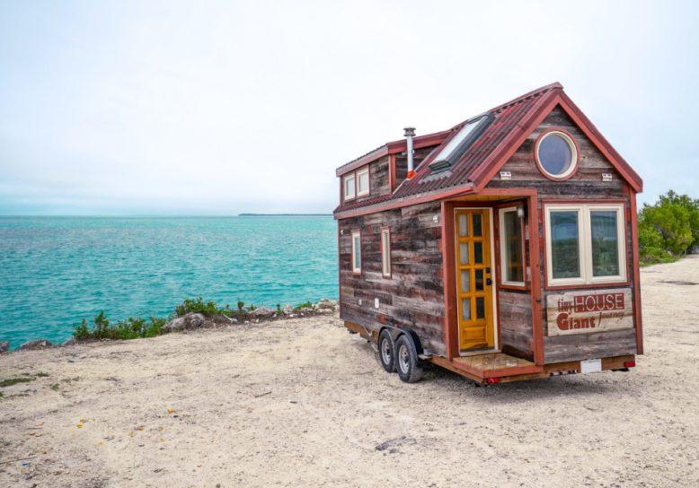 Ook wonen in een 'Tiny House'?