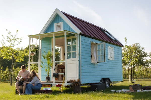 Tiny House verplaatsbaar