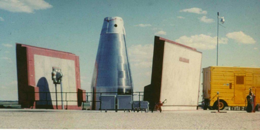 Raket silo