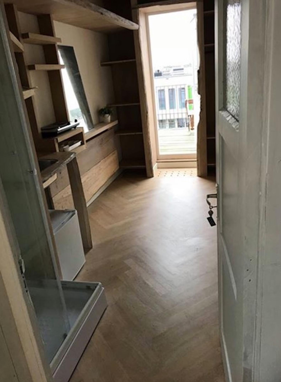 Kleinste appartement van amsterdam staat te huur interveste infonet - Een klein appartement ontwikkelen ...