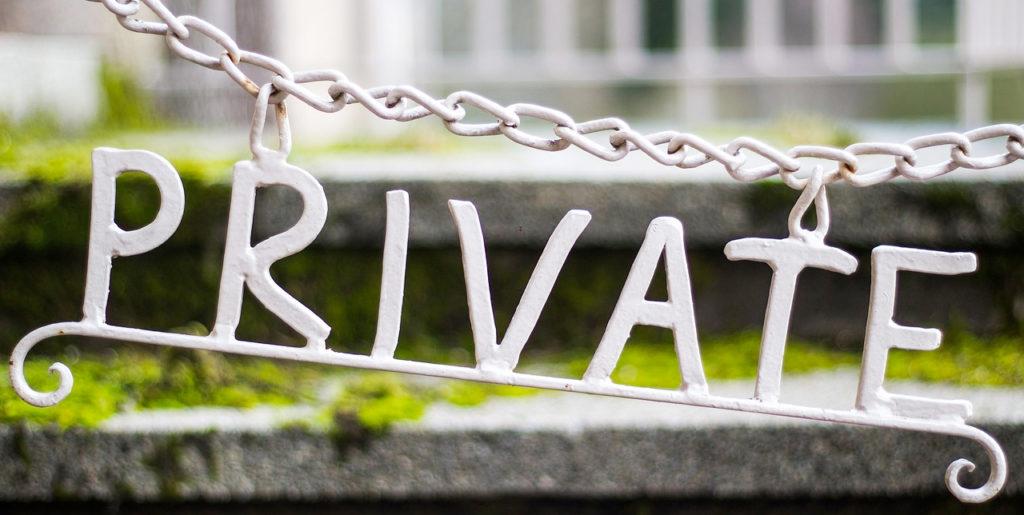 Private GDPR