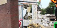 Huis in Made stort in na rioolwerkzaamheden