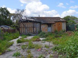 Afgebrand huis verkocht voor 900.000 dollar