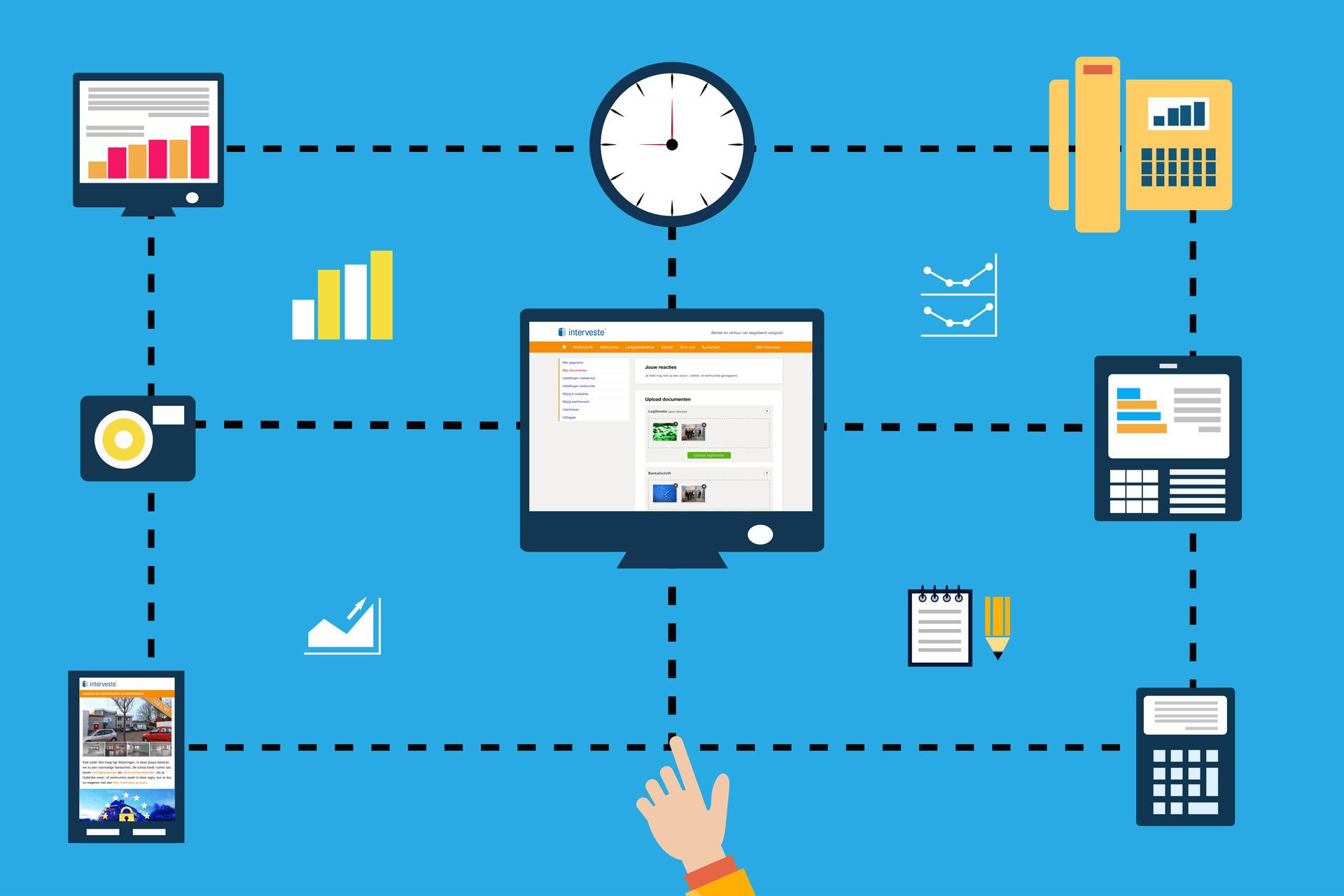 Ipo virtual data site tech service