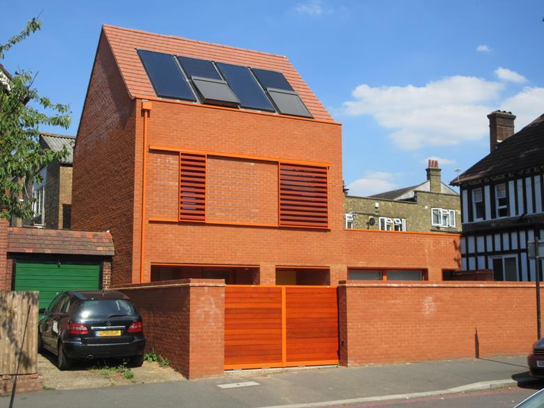 20 Ambleside Avenue, Londen door Pace Jefford Moore Architects