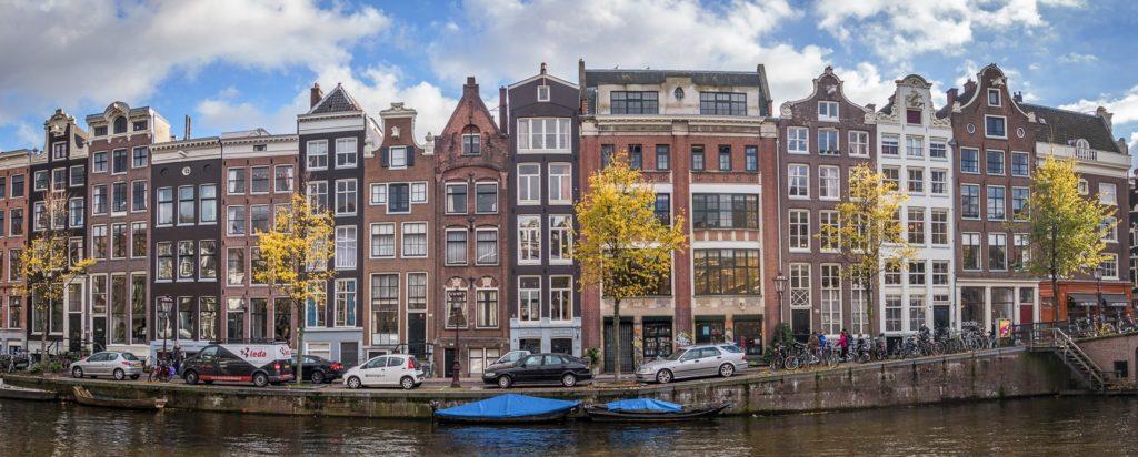 Kamer in Amsterdam