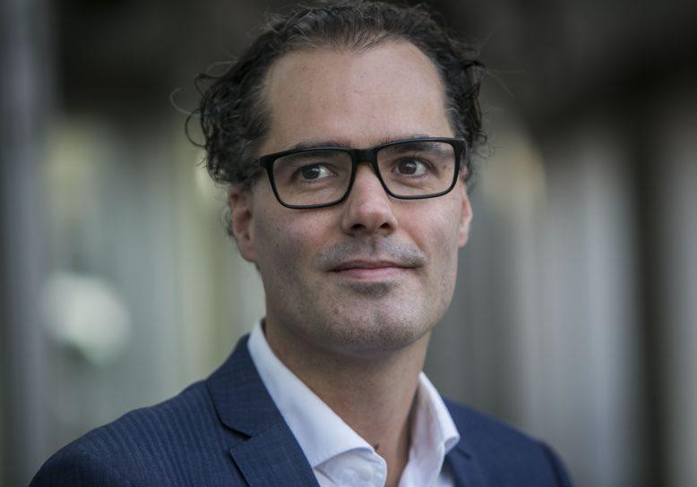 'We are here' kraakt pand naast huis wethouder Amsterdam