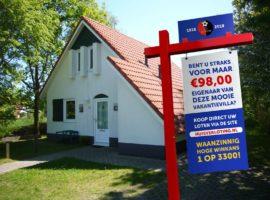 Koop een lot en win een huis