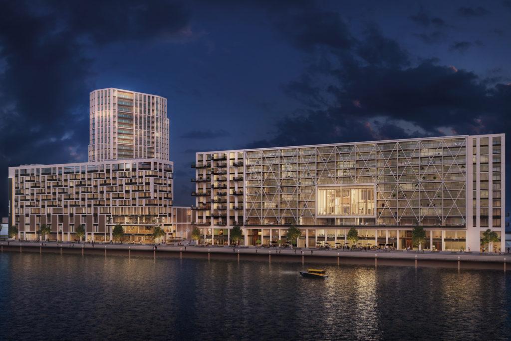 The Box in Rotterdam - Het duurste appartement van Nederland