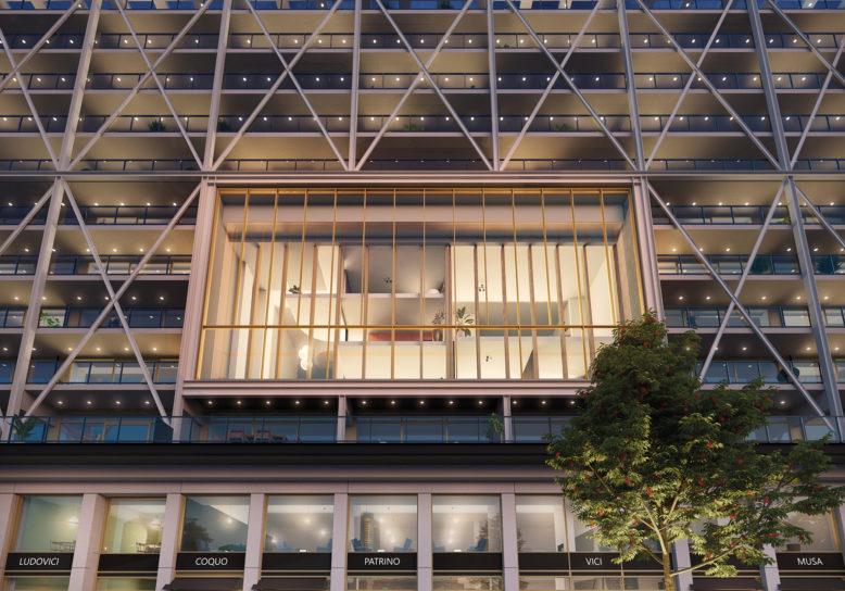 Duurste 'appartement' van Nederland wordt gebouwd in Rotterdam